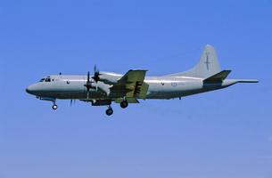 ニュージーランド空軍P3C対潜哨戒機の写真素材 [FYI03848943]