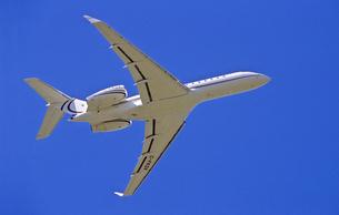 ボンバルディアCL700ビジネスジェットの写真素材 [FYI03848946]