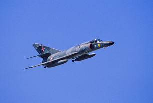フランス海軍シュペル・エタンダール攻撃機の写真素材 [FYI03848950]