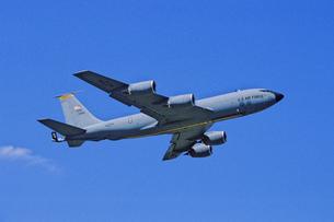 アメリカ空軍KC135空中給油機の写真素材 [FYI03848956]