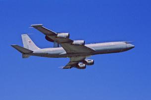 イギリス空軍ボーイングE3AWACS早期警戒機の写真素材 [FYI03848957]