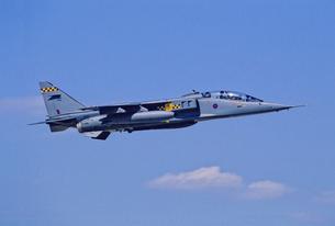 イギリス空軍SEPECATジャギュア攻撃機の写真素材 [FYI03848958]