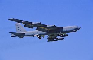アメリカ空軍ボーイングB52戦略爆撃機の写真素材 [FYI03848960]