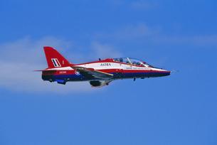 イギリス空軍テストパイロットスクール・ホーク練習機の写真素材 [FYI03848964]