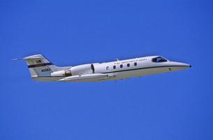 アメリカ空軍ゲイツC21リアジェットの写真素材 [FYI03848974]