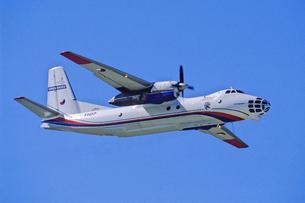 チェコ空軍アントノフAn30クランク輸送機の写真素材 [FYI03848977]