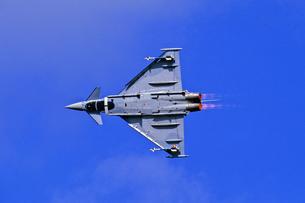 ユーロファイター・タイフーン戦闘機の写真素材 [FYI03849001]