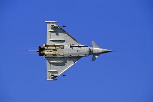 ユーロファイター・タイフーン戦闘機の写真素材 [FYI03849004]