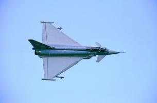 ユーロファイター・タイフーン戦闘機の写真素材 [FYI03849006]