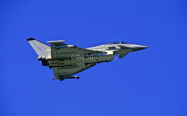ユーロファイター・タイフーン戦闘機の写真素材 [FYI03849012]