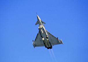 ユーロファイター・タイフーン戦闘機の写真素材 [FYI03849024]