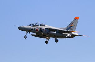 航空自衛隊川崎T-4練習機の写真素材 [FYI03849045]