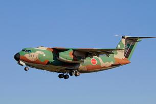 航空自衛隊川崎C-1輸送機の写真素材 [FYI03849049]