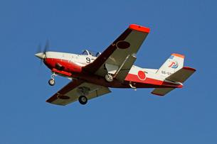 航空自衛隊富士T-7練習機の写真素材 [FYI03849053]
