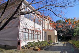 旧府中町立尋常高等小学校校舎の写真素材 [FYI03849393]