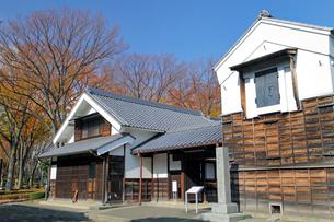 旧田中家住宅の写真素材 [FYI03849397]