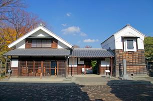 旧田中家住宅の写真素材 [FYI03849398]