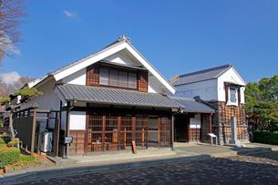 旧田中家住宅の写真素材 [FYI03849400]