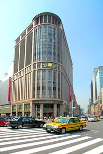 日本橋三越本店の写真素材 [FYI03849537]