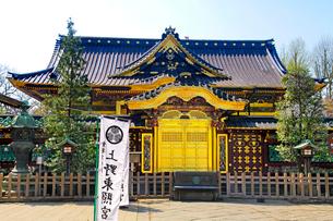 上野東照宮の写真素材 [FYI03849551]