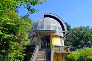 国立天文台 第一赤道儀室の写真素材 [FYI03849650]