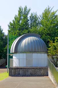 国立天文台 50センチ公開望遠鏡の写真素材 [FYI03849653]