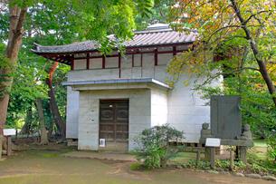 哲学堂公園 絶対城の写真素材 [FYI03849673]