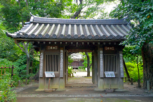 哲学堂公園 哲理門の写真素材 [FYI03849675]