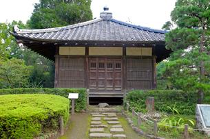 哲学堂公園 四聖堂の写真素材 [FYI03849677]