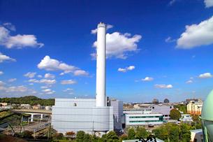 多摩清掃工場の写真素材 [FYI03849713]