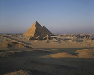 ピラミッド エジプトの写真素材 [FYI03849745]