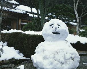 雪だるまの写真素材 [FYI03849890]