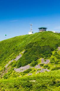 寒風山の山頂展望台の写真素材 [FYI03850702]