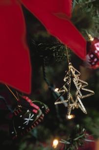 クリスマスオーナメントの写真素材 [FYI03850908]