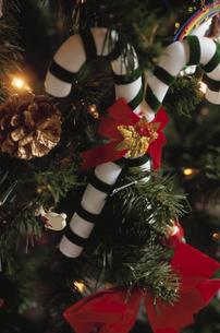 クリスマスオーナメントの写真素材 [FYI03850910]
