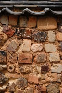 石壁の写真素材 [FYI03850957]