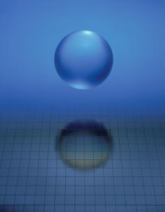 アブストラクト(球体) CGの写真素材 [FYI03853333]