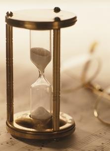 砂時計の写真素材 [FYI03853354]