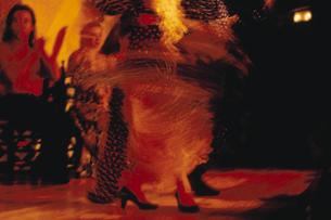 フラメンコの写真素材 [FYI03854041]