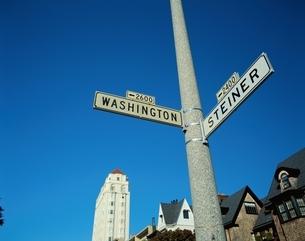 道路標識の写真素材 [FYI03854099]