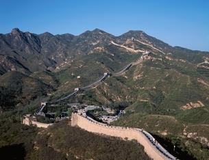 万里の長城の風景 中国の写真素材 [FYI03854204]