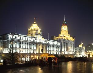 上海バンド夜景 中国の写真素材 [FYI03854299]