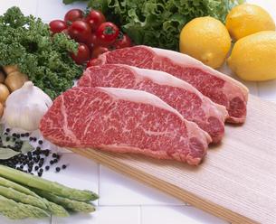 牛肉の写真素材 [FYI03855541]