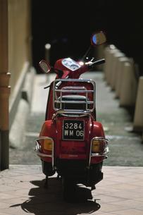 バイクの写真素材 [FYI03856391]