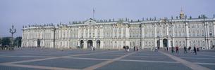 エルミタージュ国立美術館 サンクトペテルブルグ ロシアの写真素材 [FYI03856940]