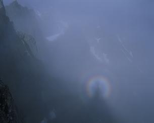 ブロッケン現象の写真素材 [FYI03857501]