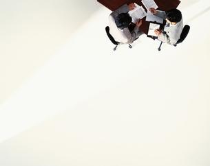 オフィスイメージ ビジネスマンの写真素材 [FYI03857845]