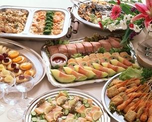 パーティー料理の写真素材 [FYI03858205]