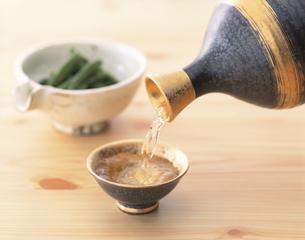 日本酒の写真素材 [FYI03858455]