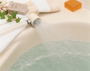シャワーの写真素材 [FYI03858675]